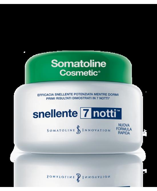 Somatoline Cosmetic Snellente intensivo 7 notti Vaso 400 ml - La tua farmacia online