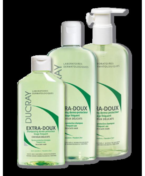 Ducray Extra Delicato Shampoo 400ml - FARMAEMPORIO