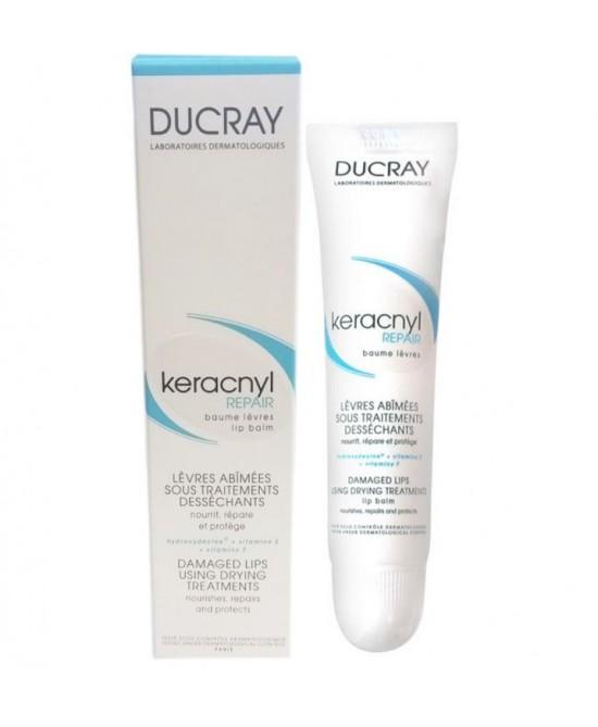 Ducray Keracnyl Repair Balsamo Labbra 15ml - La tua farmacia online