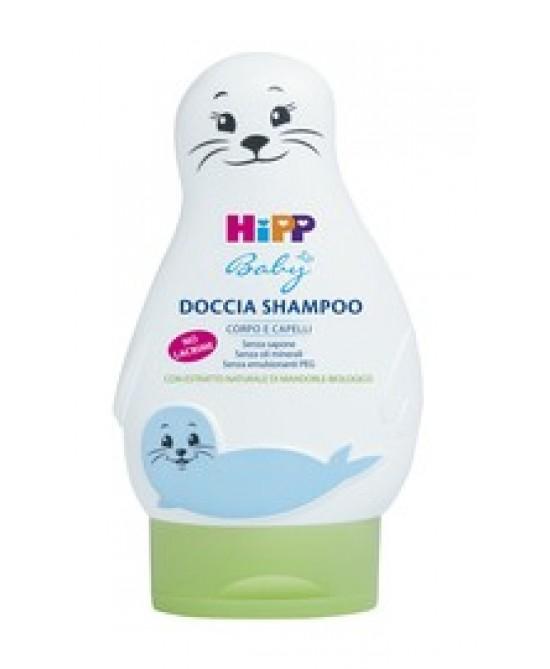 Hipp Baby Doccia Shampoo Fochetta 200ml - Parafarmaciabenessere.it