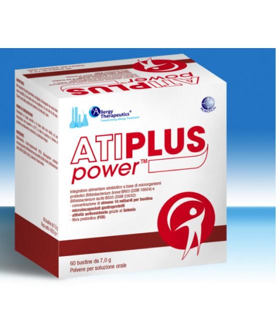 Allergy Therapeutics  Atiplus Power 60 Bustine - Farmastar.it