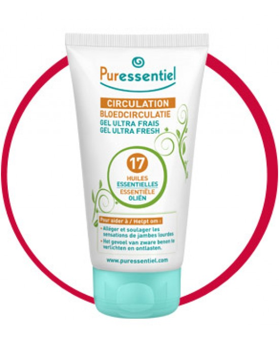 Puressentiel Gel Circolazione 125ml - Farmaciaempatica.it