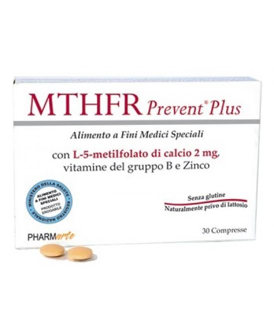MTHFR Prevent Plus Integratore Alimentare 30 Compresse - farma-store.it