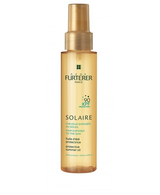 Rene Furterer Solaire Olio Solare Protettivo KPF 90 100ml - Farmacento