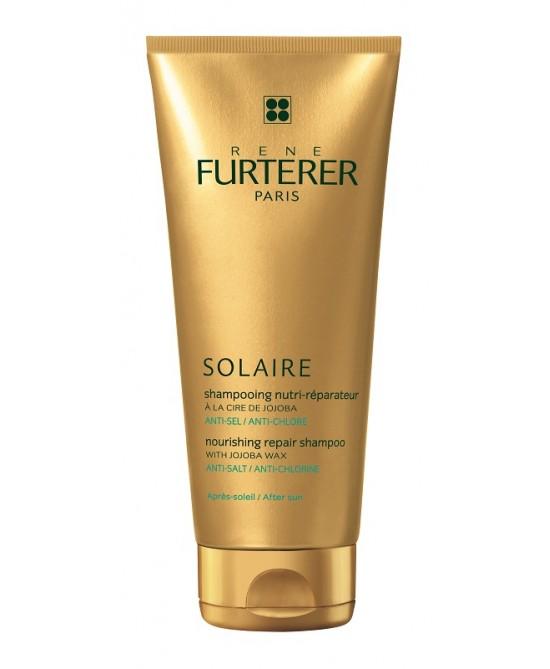 Rene Furterer Solaire Shampoo Nutri Riparatore Dopo Sole 200ml - Farmacento