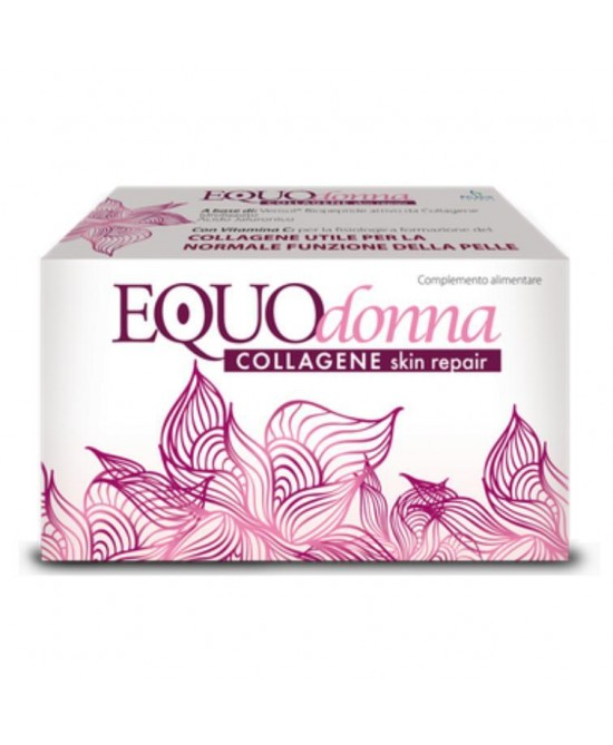 Equodonna Collagene Integratore Alimentare 20 Bustine - La tua farmacia online