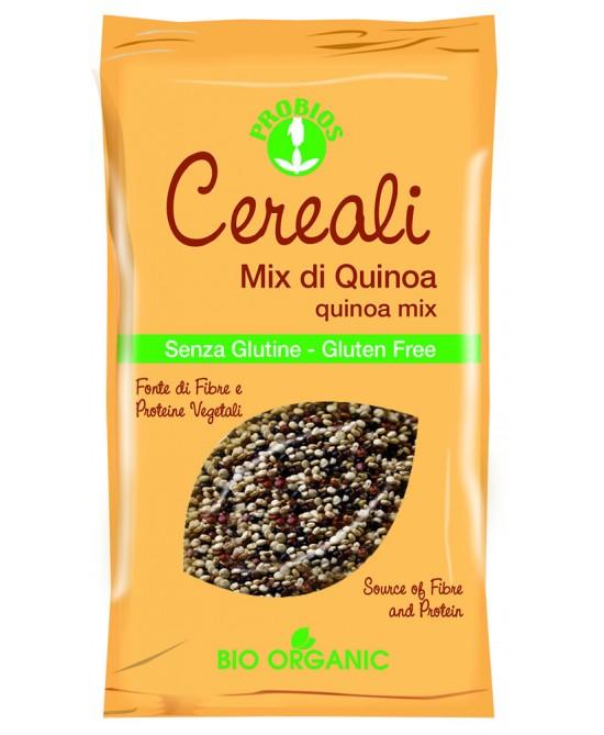 Probios Mix Quinoa Biologico 400g - FARMAEMPORIO