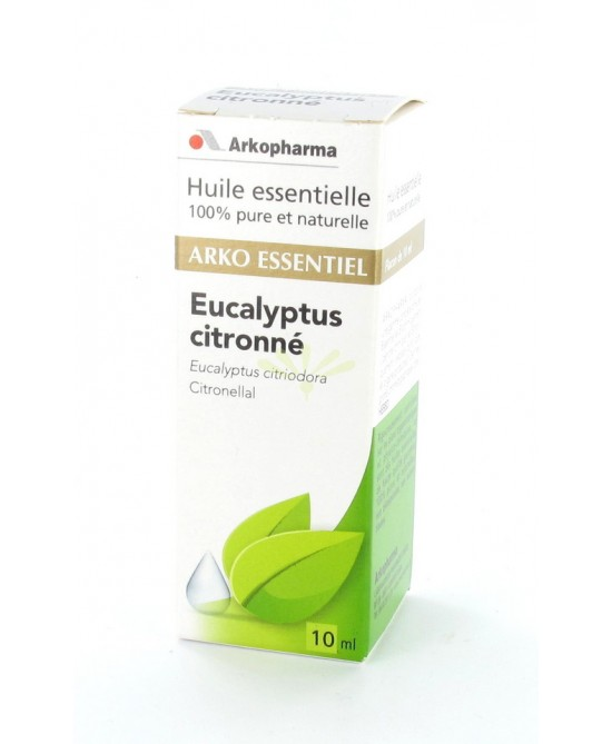 Arkopharma Olio Essenziale Di Eucaliptus 10ml - Farmastar.it