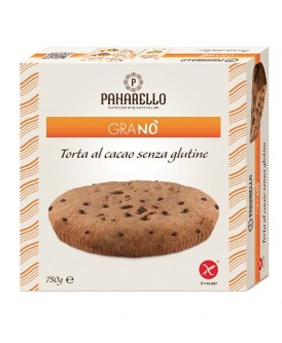 Panarello Granò Torta Al Cacao Senza Glutine Confezione 750g - FARMAEMPORIO