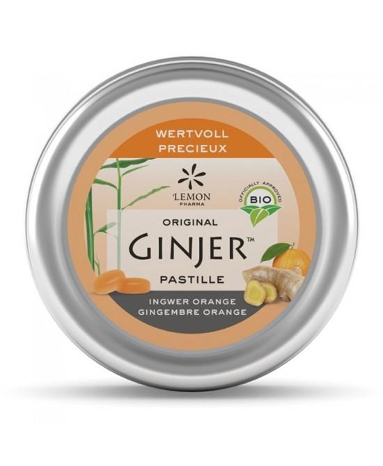 Lemon Pharma Ginjer Integratore Alimentare 40 Pastiglie - Farmawing