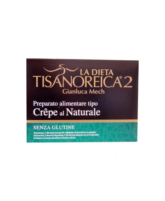 Tisanoreica2 Crepe al Naturale 4x30gr - La tua farmacia online