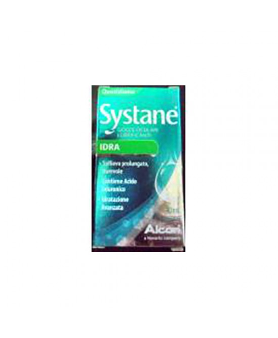 Alcon Systane Idra Gocce Oculari Lubrificanti 10ml - Farmaciasconti.it