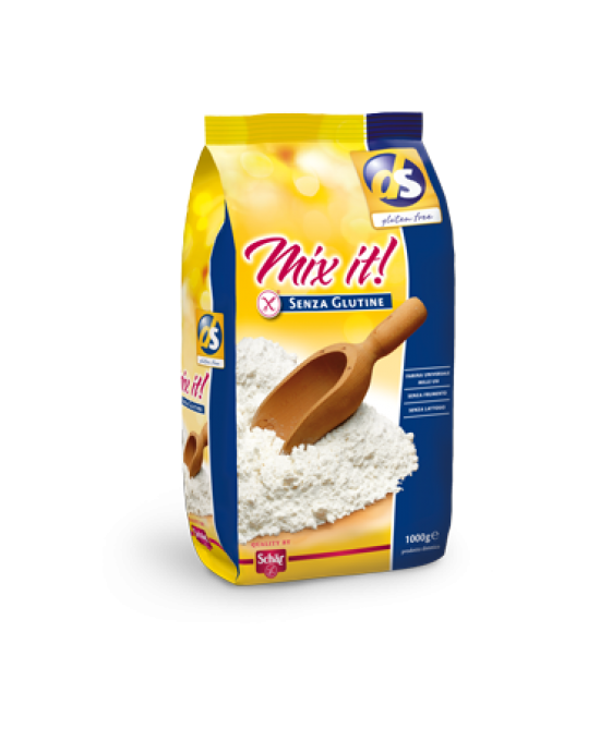 Schar Mix It Farina Universale Senza Glutine 1kg - farma-store.it