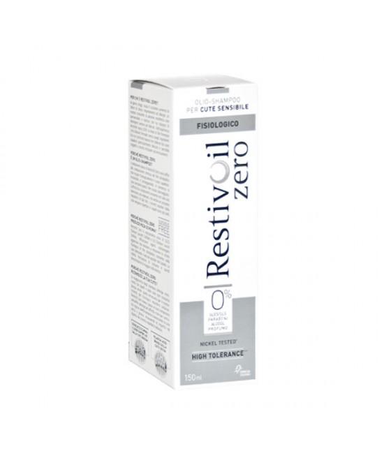 RestivOil Zero Olio Shampoo  Fisiologico Extradelicato 150ml - Farmacia 33