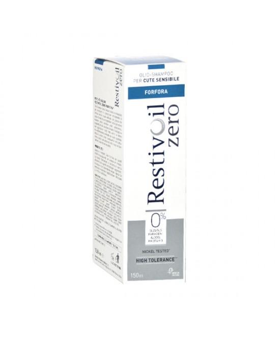 RestivOil Zero Forfora Olio Shampoo Extradelicato 150ml - Farmacento