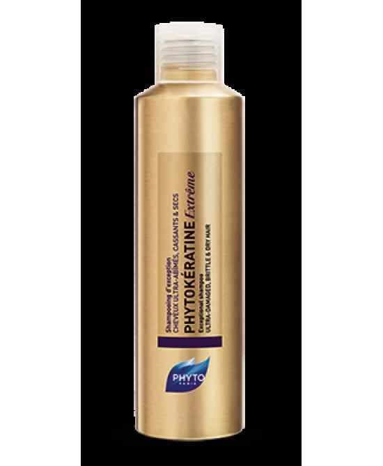 Phytokeratine Extreme Shampoo D'Eeccezione 200ml - Farmacia 33