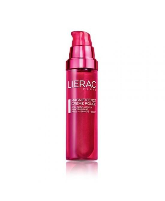 Lierac Magnificence Crema Rouge Trattamento Perfezionatore Levigante - Antica Farmacia Del Lago
