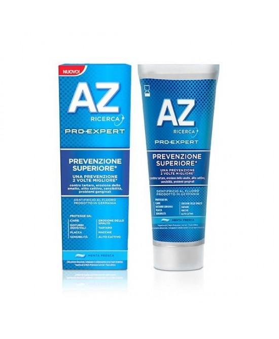 Az Pro-Expert Prevenzione Superiore Dentifricio 75ml - Farmamille