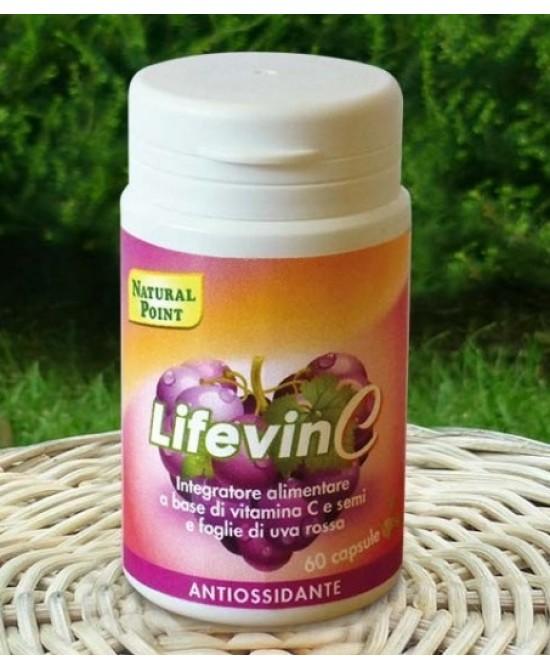 Lifevin C Integratore Alimentare 60 Capsule Vegetali - Zfarmacia