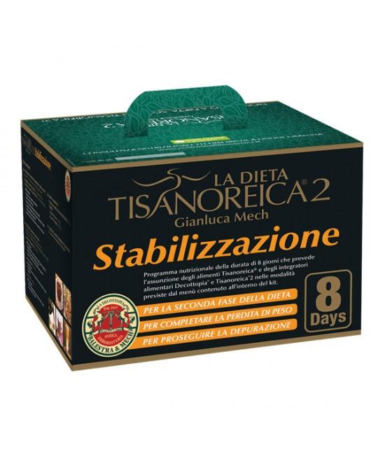 Tisanoreica2 Kit 8 Days Stabilizzazione Gianluca Mech - La tua farmacia online
