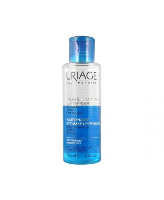 Uriage Detergente Struccante Occhi Waterproof 100ml - Farmamille