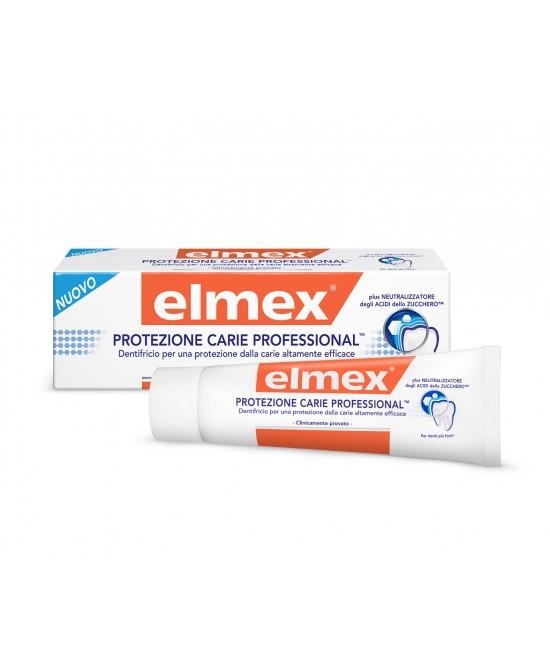 Elmex Protezione Carie Professional Dentifricio 75ml - Zfarmacia