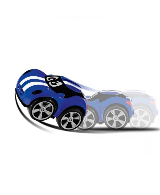 Chicco Gioco Turbo Touch Stunt Colore Blu - FARMAEMPORIO