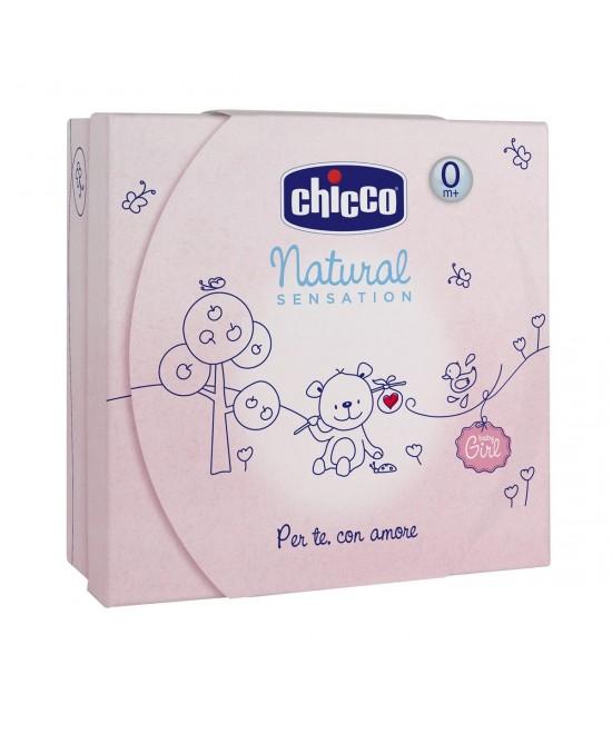Cicco Natural Sensation Cofanetto Piccolo Rosa - La tua farmacia online