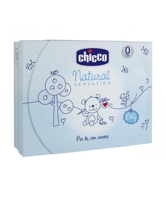 Chicco Natural Sensation Cofanetto Grande Azzurro - FARMAEMPORIO