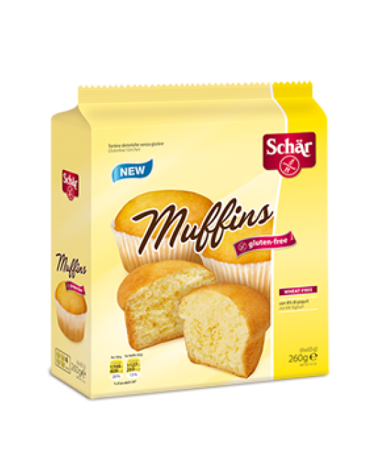 Schar Muffins Senza Glutine 260g - Zfarmacia