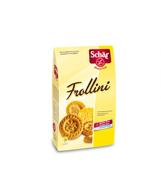 Schar Frollini Biscotti Di Pastafrolla Senza Glutine 300g - farma-store.it