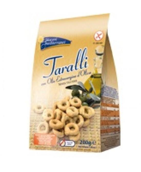 Piaceri Medit Taralli Olio Ol - FARMAEMPORIO