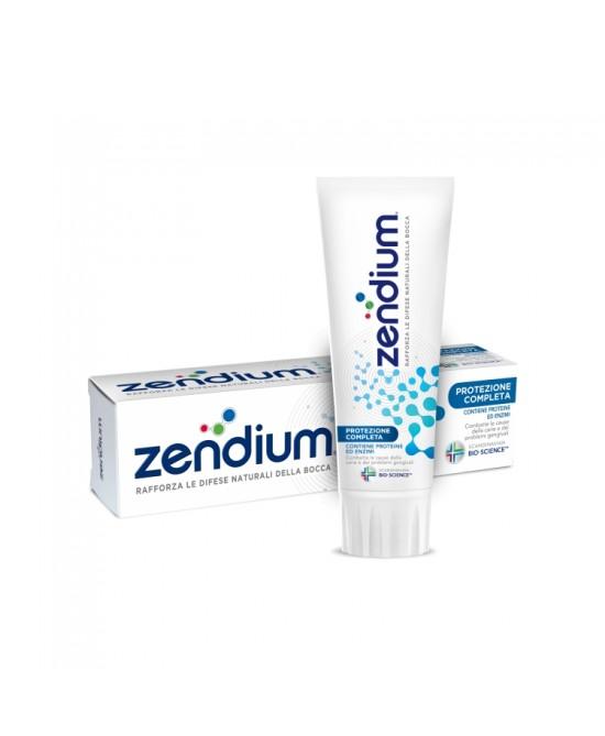 Zendium Protezione Completa Dentifricio 75ml - FARMAEMPORIO