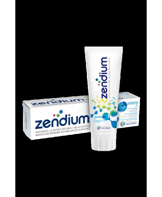 Zendium Junior 7+ Dentifricio 75ml - FARMAEMPORIO