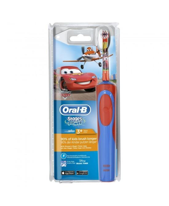 Oral-B Vitality Stage Power Car Spazzolino Elettrico Per Bambini - Farmacia 33