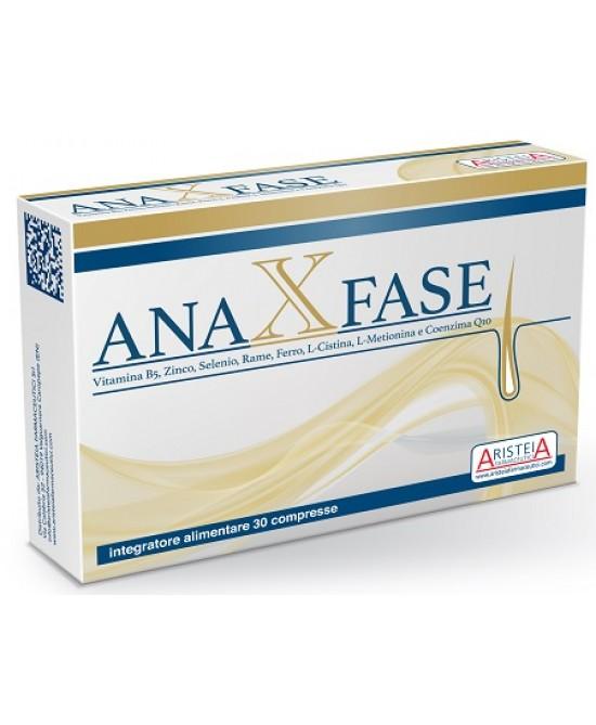 AnaXfase Integratore Alimentare 30 Compresse - Zfarmacia