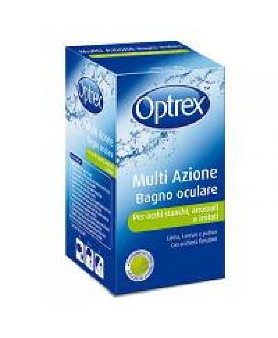 Optrex  Multi Azione Bagno Oculare 110ml - Farmamille