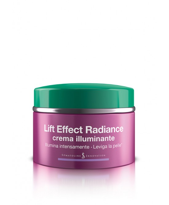 Somatoline Anti-Age Lift Effect Radiance crema illuminante 50 ml - La tua farmacia online