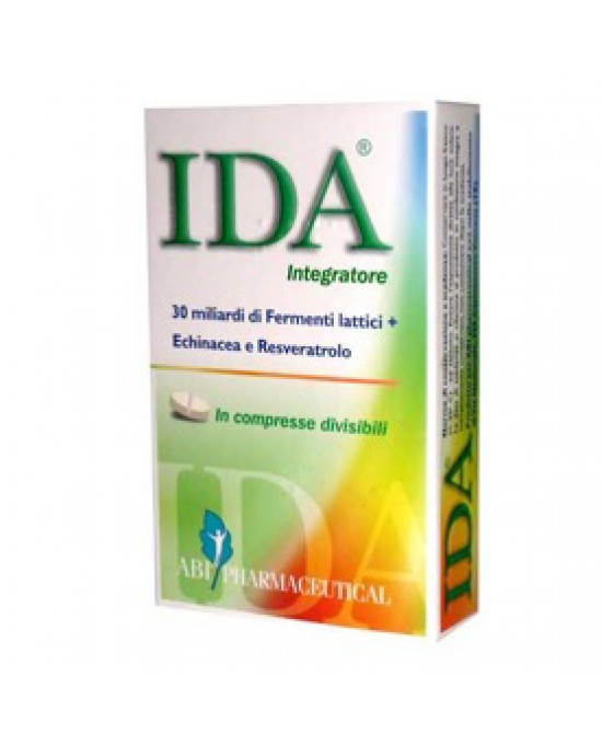 Ida Integratore Abi 12cpr - Farmawing