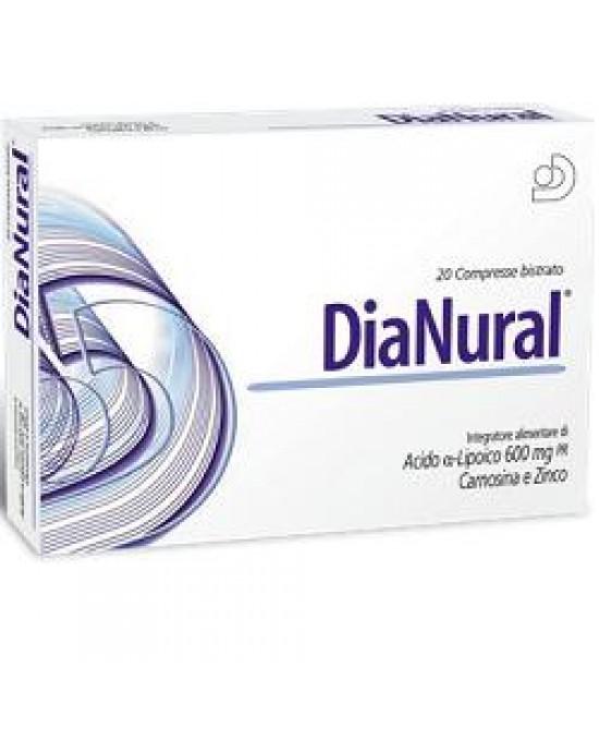 Dianural Integrat 20cpr - La tua farmacia online