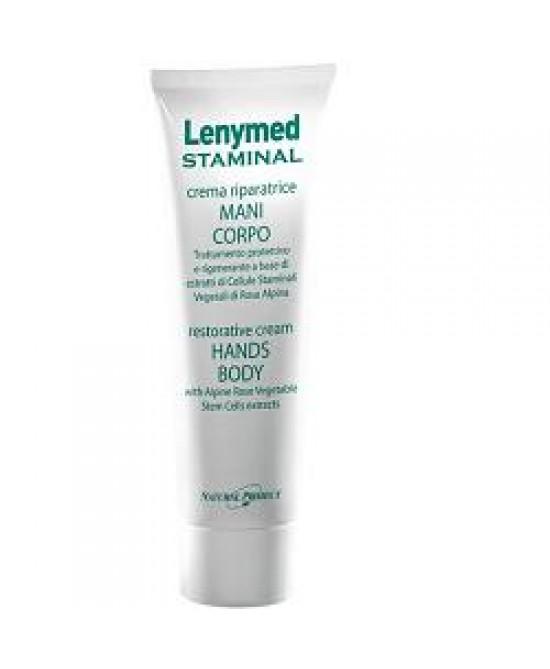 Lenymed Staminal Crema 150ml - Zfarmacia