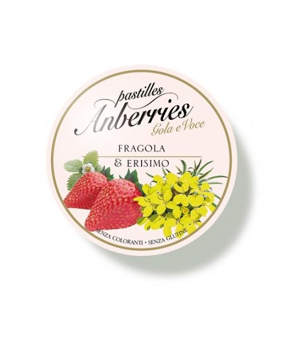 Anberries Frag Erisimo 55g - FARMAEMPORIO