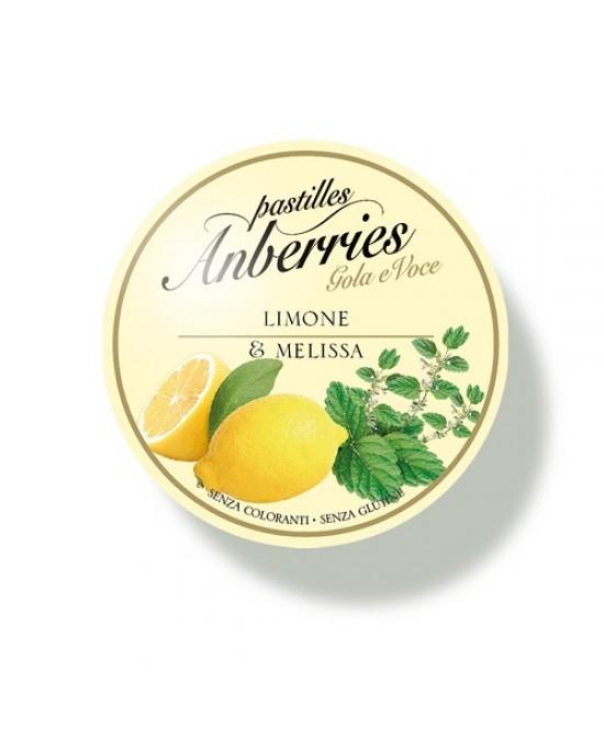 Anberries Limone Melissa 55g - FARMAEMPORIO