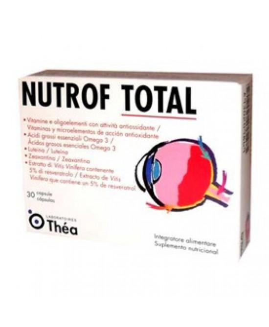 Nutrof Total 30cps - Farmacento