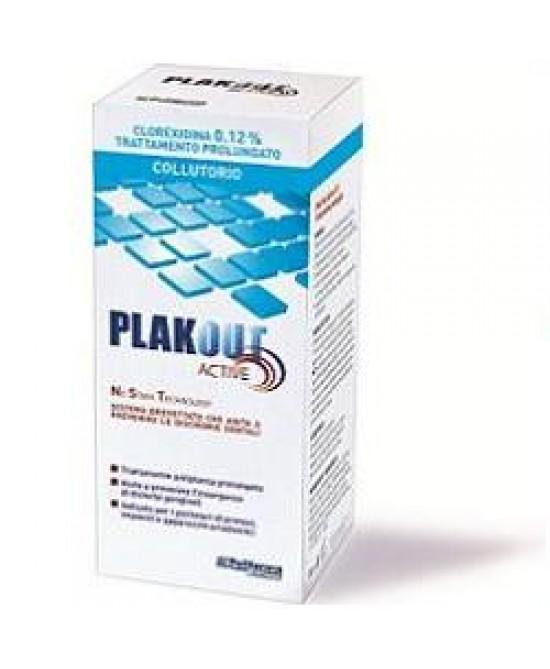 Plakout Active Clor 0,12% - Farmacento