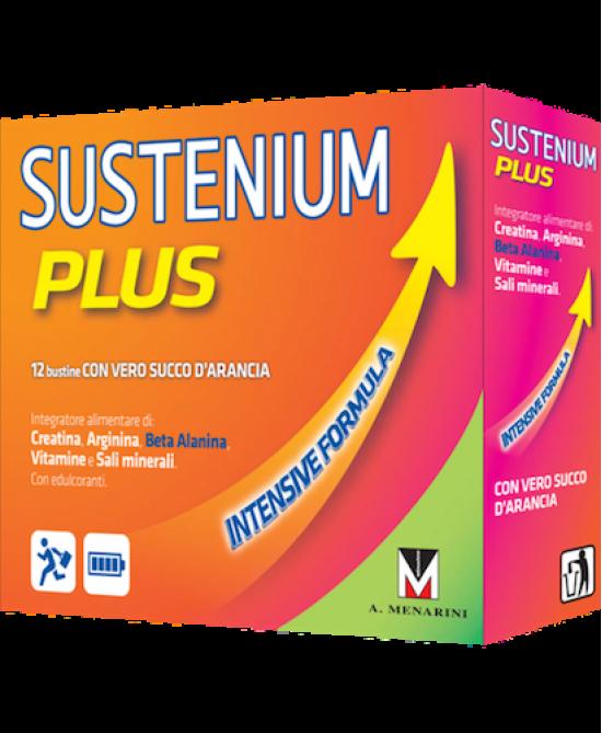 Sustenium Plus Intensive Formula Integratore Alimentare 12 Bustine - Farmacento