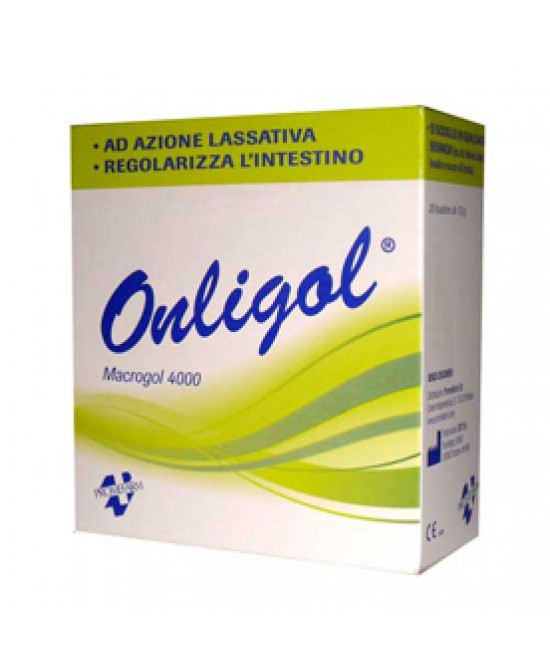 Onligol 20 Bustine - Farmawing