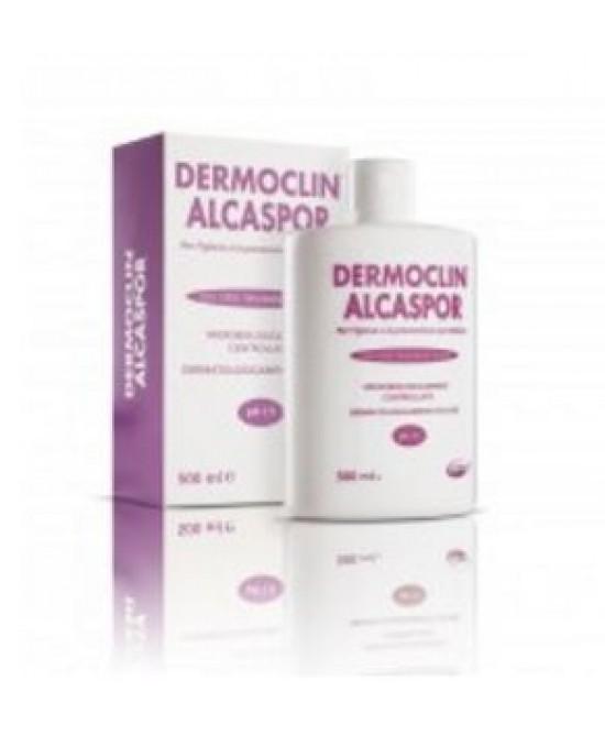 Dermoclin Alcaspor Detergente Delicato 500ml - Zfarmacia