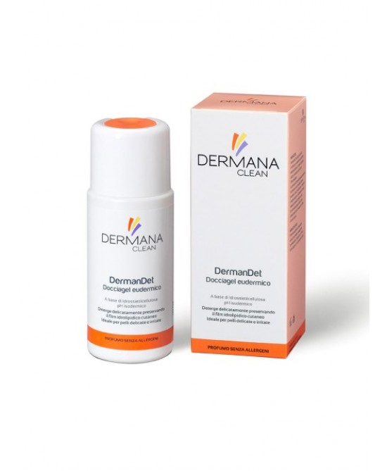 Dermana Clean DermanDet 250ml - Zfarmacia