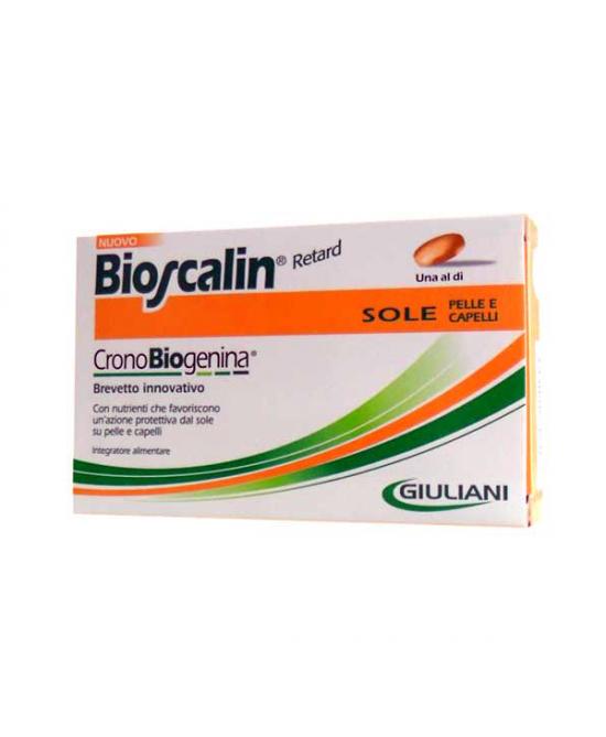 Bioscalin Sole Con Biogenina 30 Compresse - FARMAEMPORIO